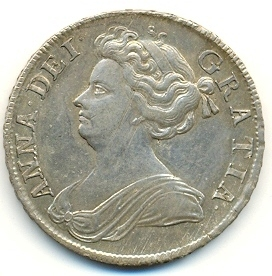 Half-crown_of_Anne