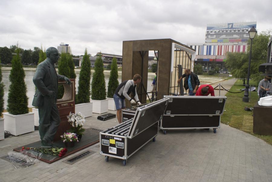 VLADIMIR ZVORYKIN 125 Years MOSCOW 5