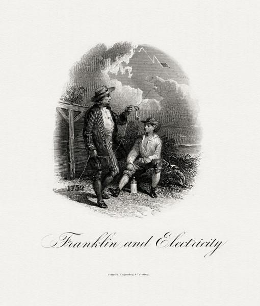 BEP-JONES-Franklin_and_Electricity