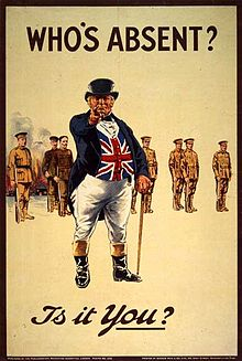 220px-John_Bull_-_World_War_I_recruiting_poster