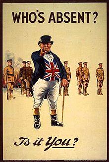 220px-John_Bull_-_World_War_I_recruiting_poster