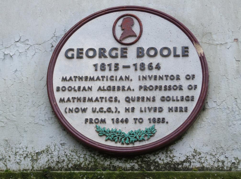 George BooleCork