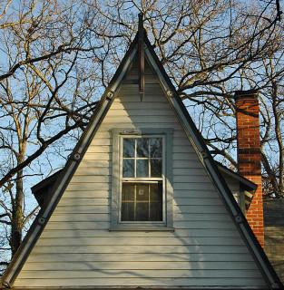 cottage façade