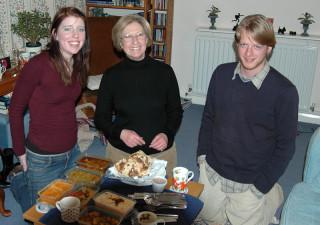 Claire, Gill, Taunton