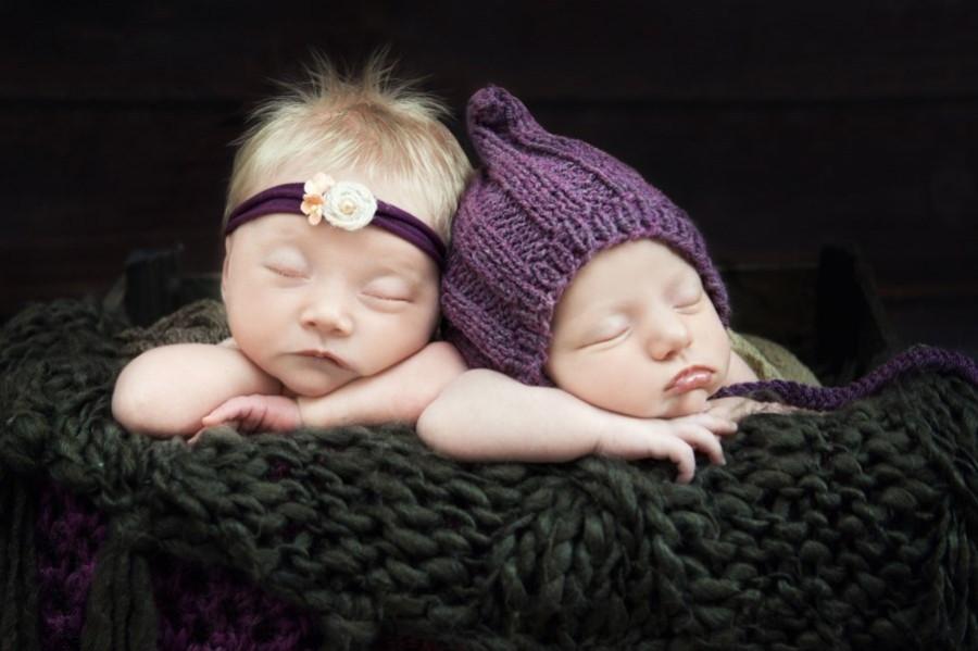 новорождённые дети