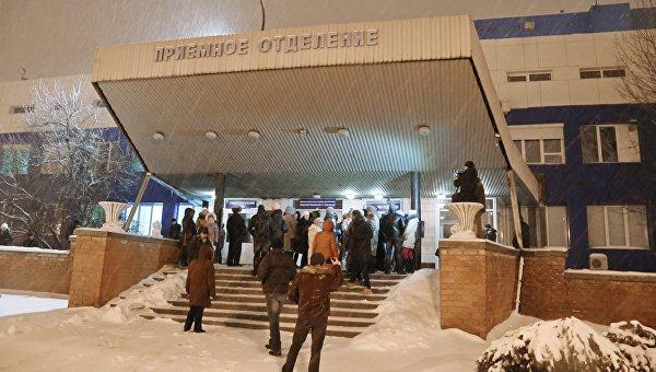 больница Белгорода