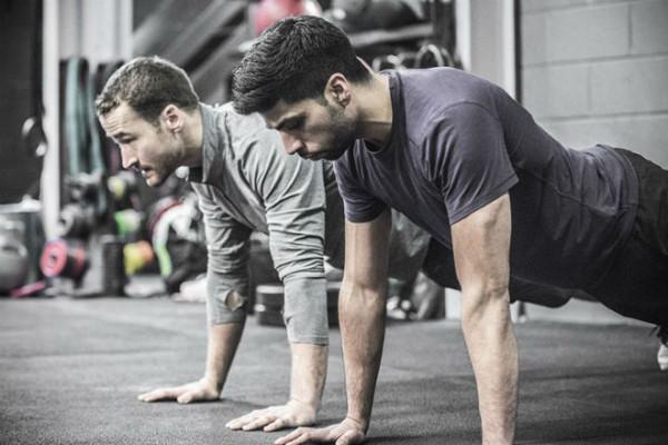 Как изменится тело после 100 отжиманий в день