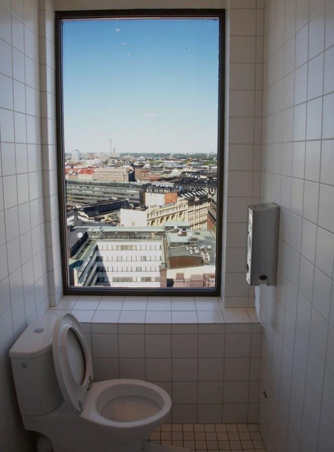 Туалеты из разных уголков мира, посещение которых оставят неизгладимые