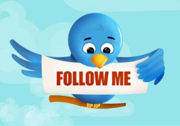 Твиттер.