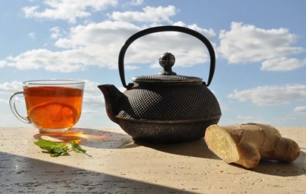 Рецепты чая.