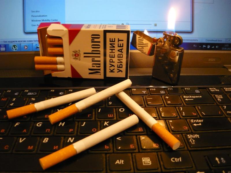 картинка я люблю курить