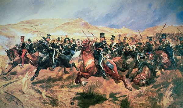 Атака лёгкой бригады, 1894