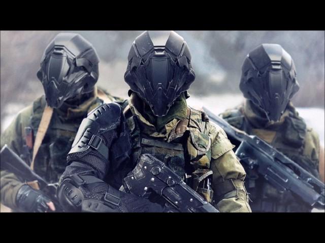 Армия будущего.
