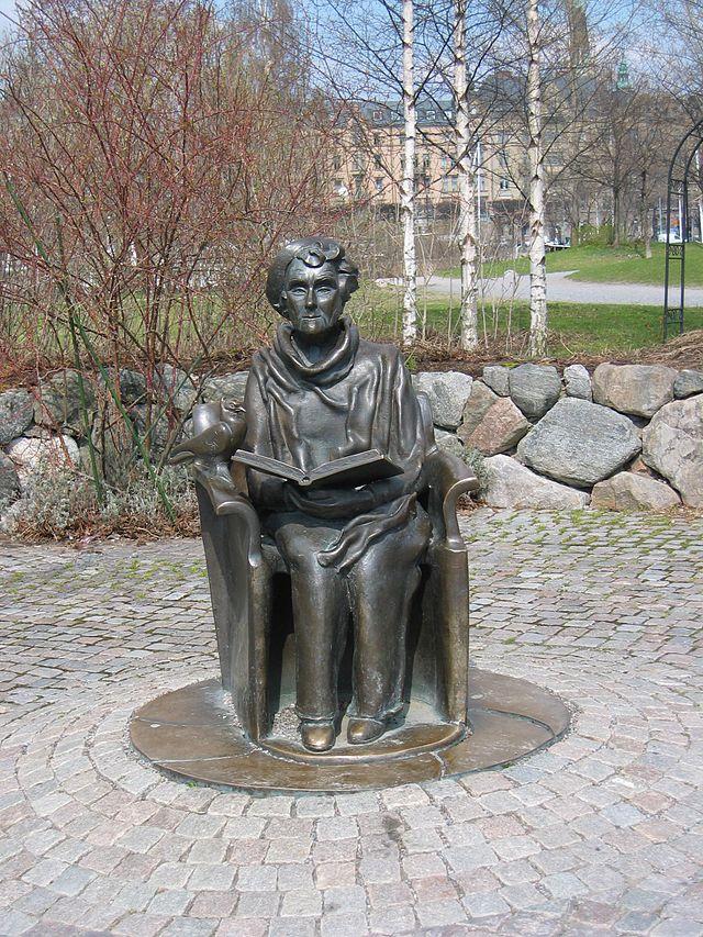 StatueOfAstridLindgrenStockholm