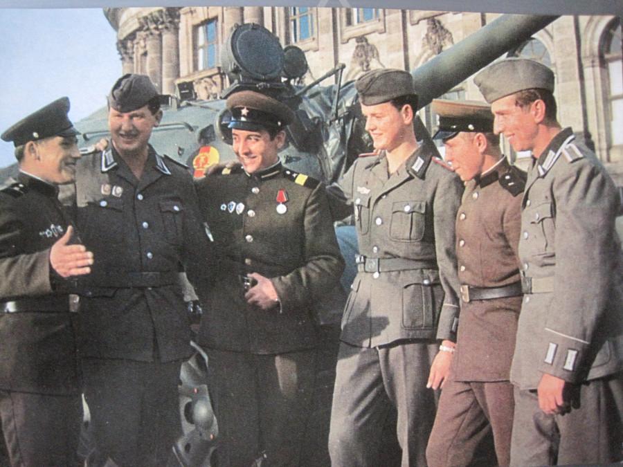 ГДР Национальная народная армия пр5ку