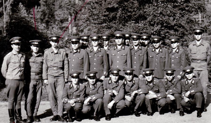 ГДР Национальная народная армия прбб