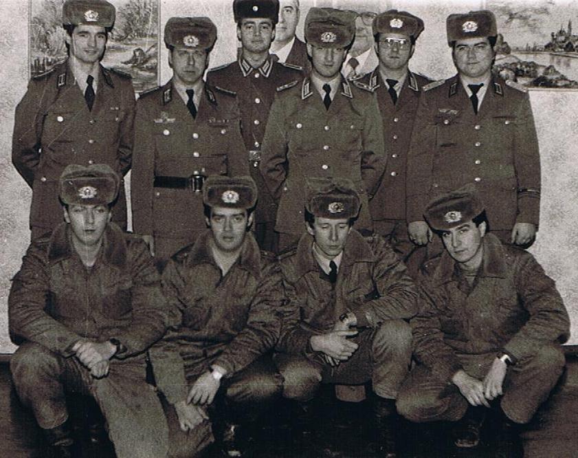 ГДР Национальная народная армия прффй87a