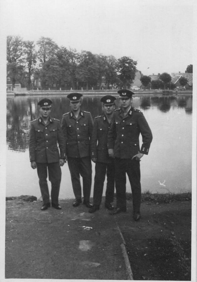 ГДР Национальная народная армия прффйкуц