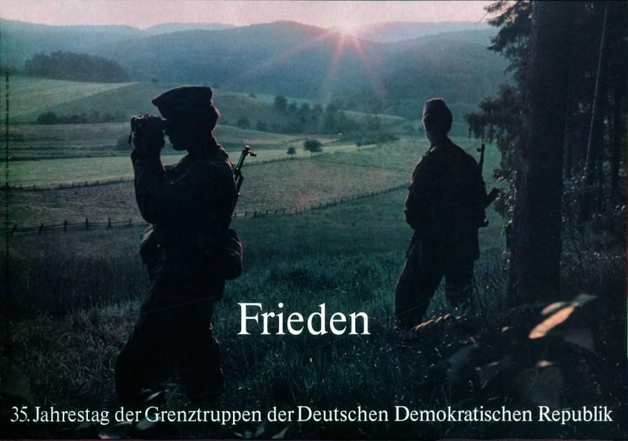 Плакаты ГДР 45