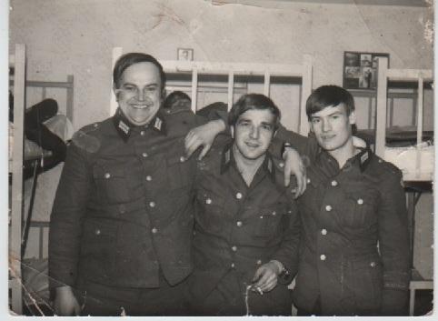 ГДР Национальная народная армия тим