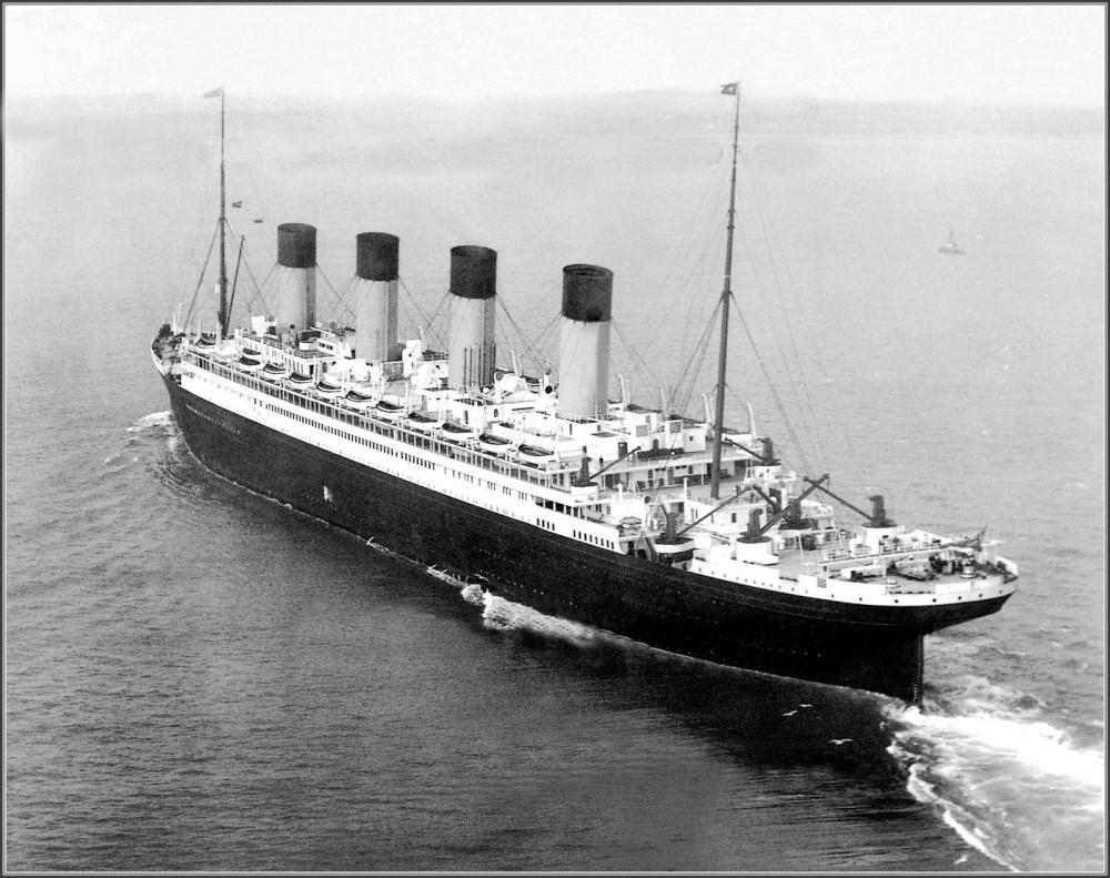 Olympic 1911. фотография 1935 года