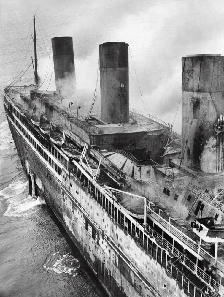 L'Atlantique 1930. Фото сделано 4 января 1933 года 1