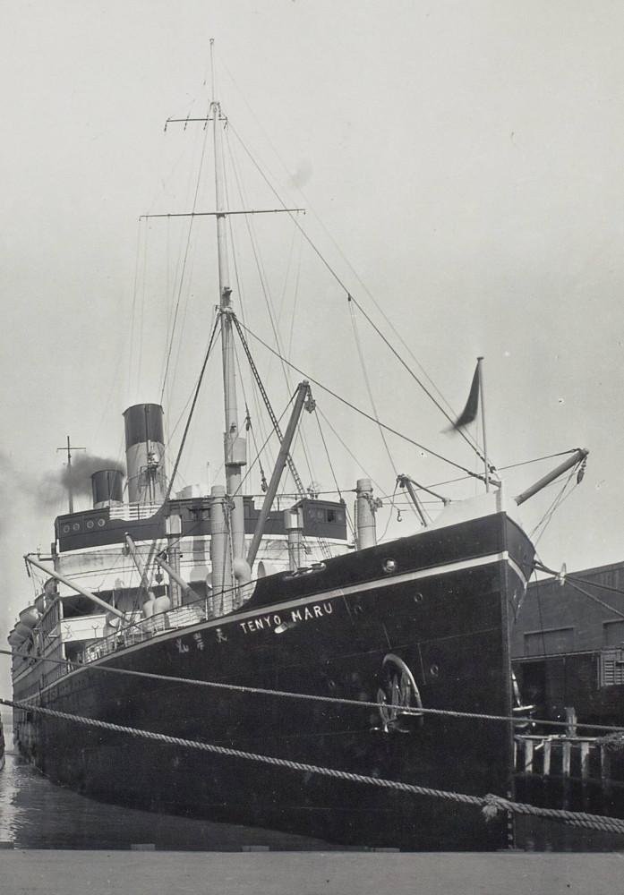Tenyo Maru 1908. Фото 1920-х.jpg