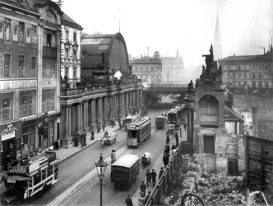 Königstraße_Berlin_1909