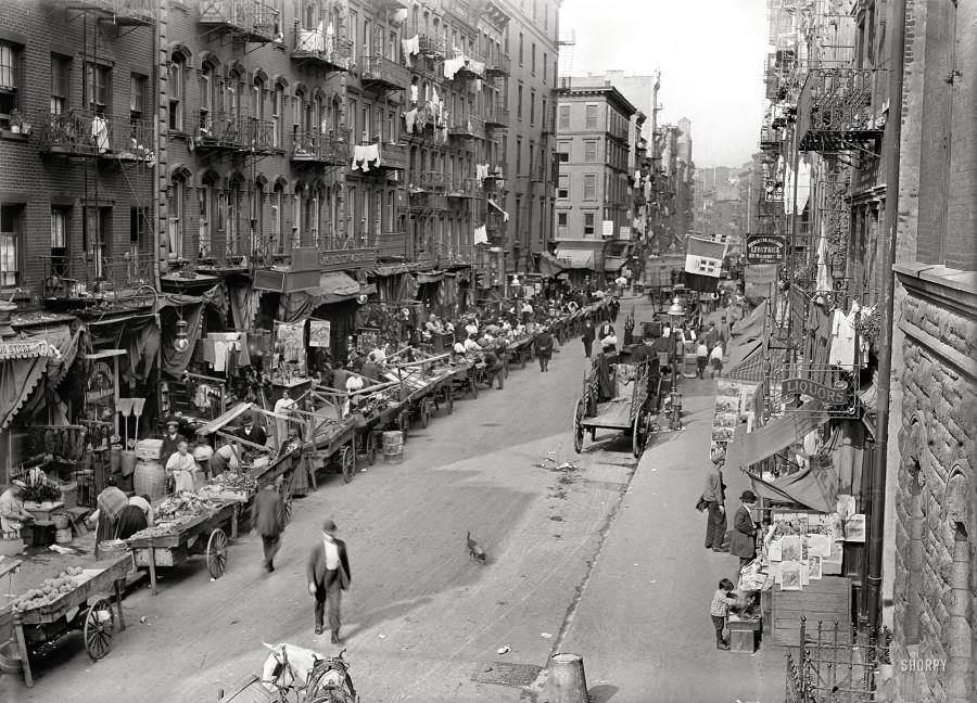 маленькая италия 1905 3