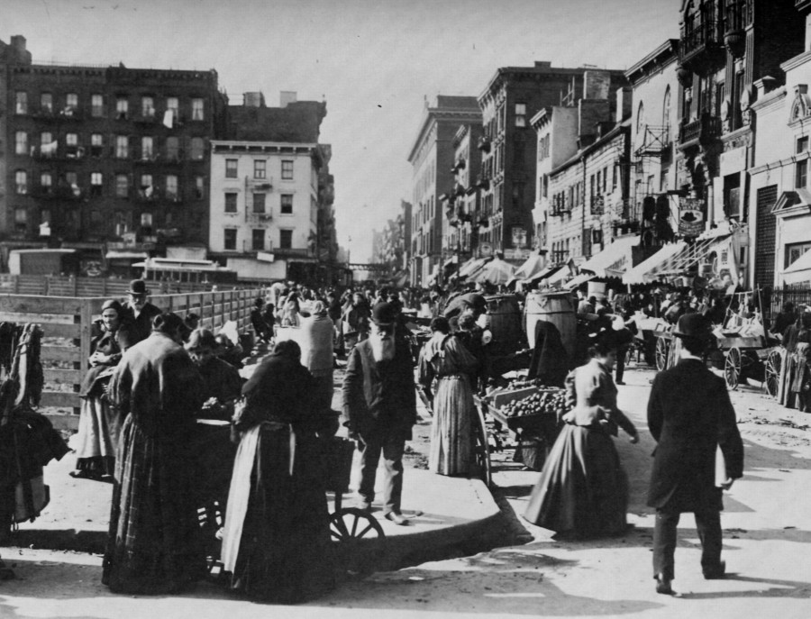 1898 Norfolk_and_Hester_Street_around