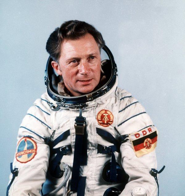 Sigmund Jaehn Astronautp 1978