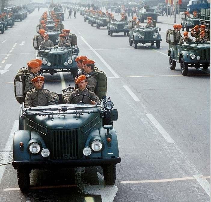 ГДР Национальная народная армия (2)