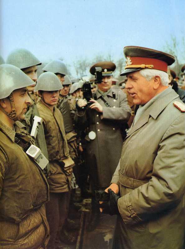 ГДР Национальная народная армия (4)