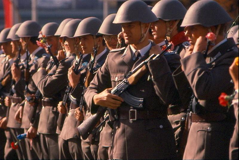 ГДР Национальная народная армия (8)