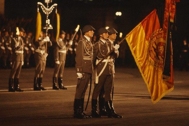 ГДР Национальная народная армия (9)