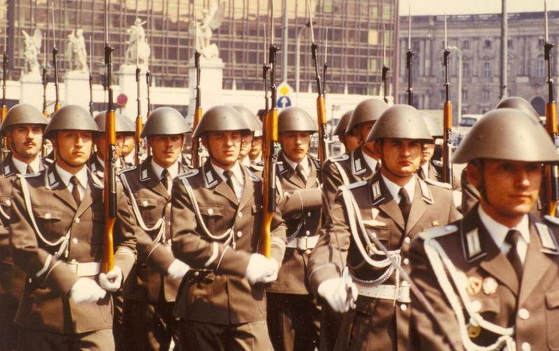 ГДР Национальная народная армия (10)
