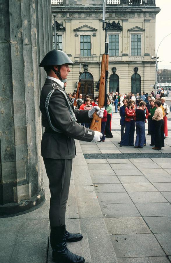 ГДР Национальная народная армия прффй