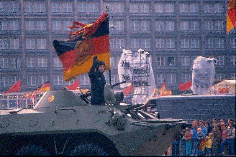 ГДР армия дд