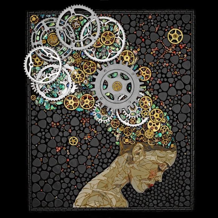 интересная мозаика Лоры Харрис (Laura Harris), художницы с рассеянным склерозом_3