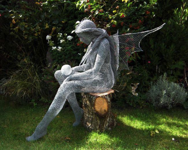 Скульптуры из своими руками 679
