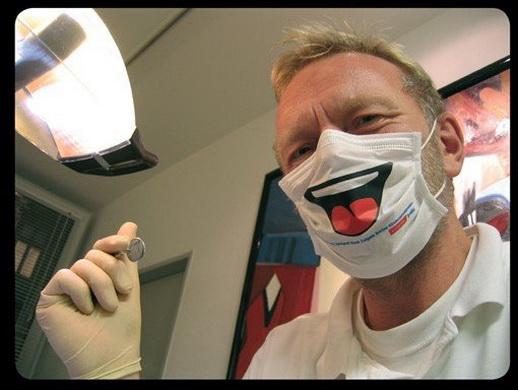 маска для стоматолога
