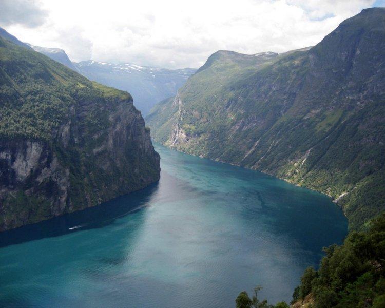 рейтинг самых чистых стран - Норвегия
