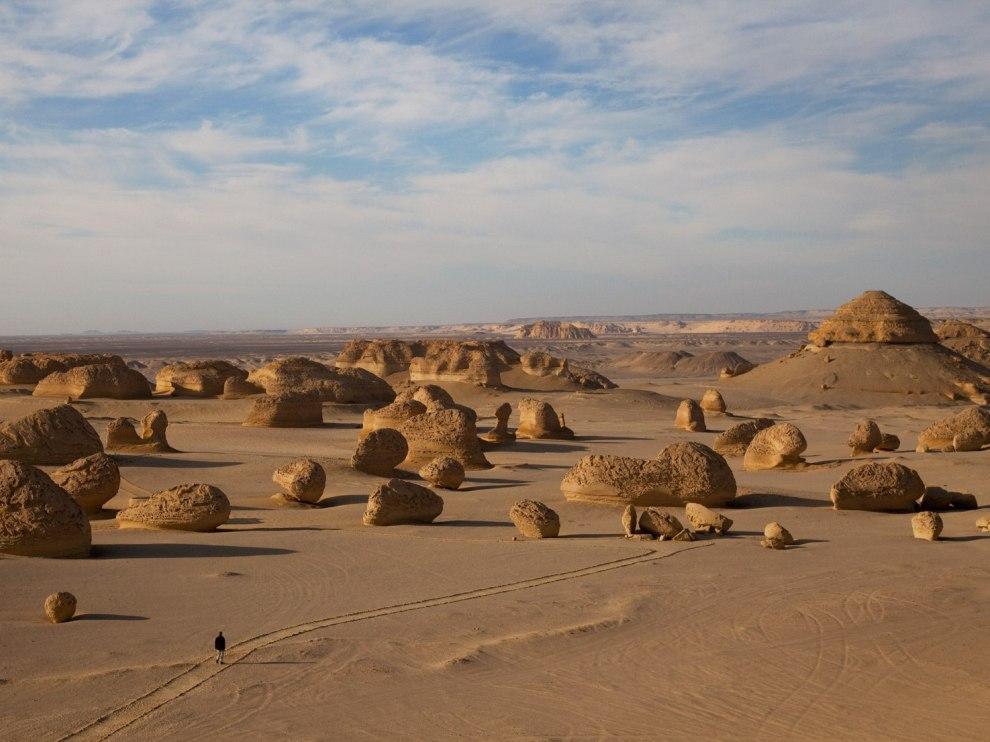 Вади-аль-Хитан, Египет