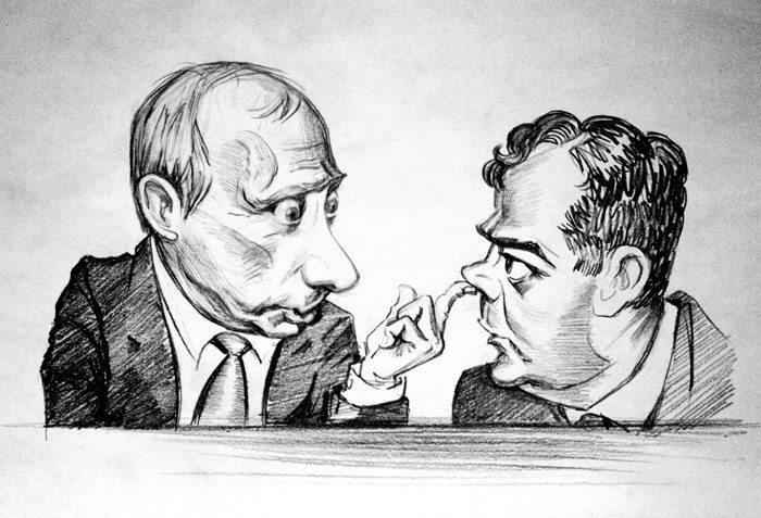 карикатуры Дениса Лопатина-6