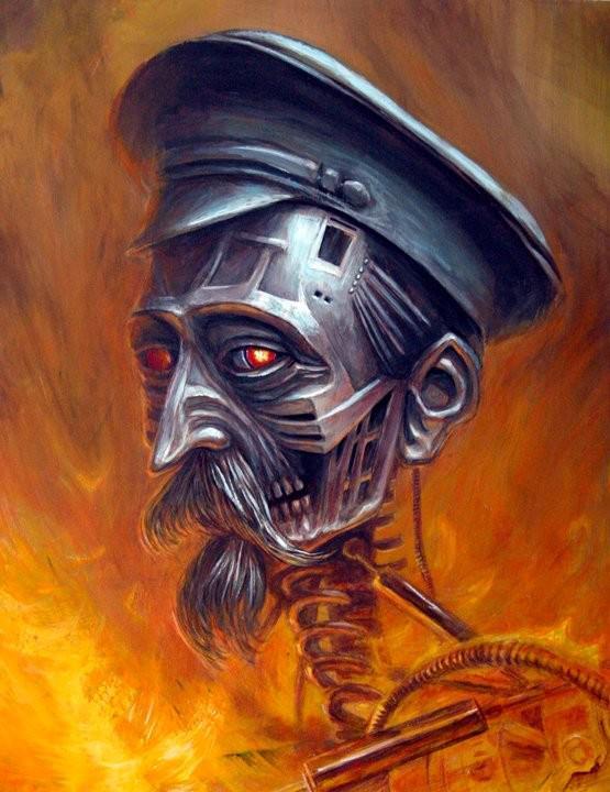 карикатуры Дениса Лопатина-10