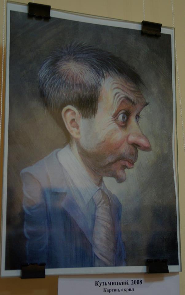 карикатуры Дениса Лопатина-17