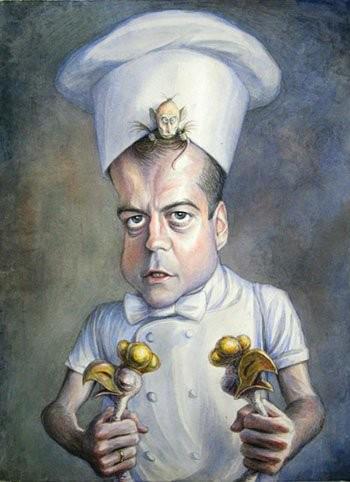 карикатуры Дениса Лопатина-19