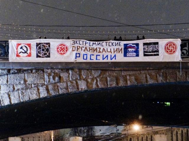 список экстремистских организаций России