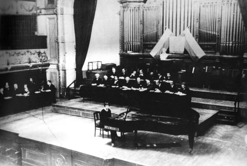 3. Варшава, март 1937