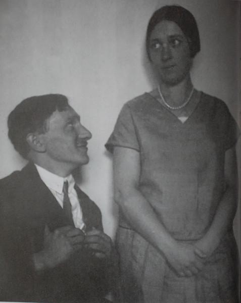 Чекмазов (1901) и Вера Фаворская